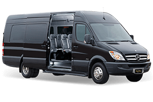 Mercedes Sprinter | Halkidiki Taxi | Athos Taxi & Transfer Services