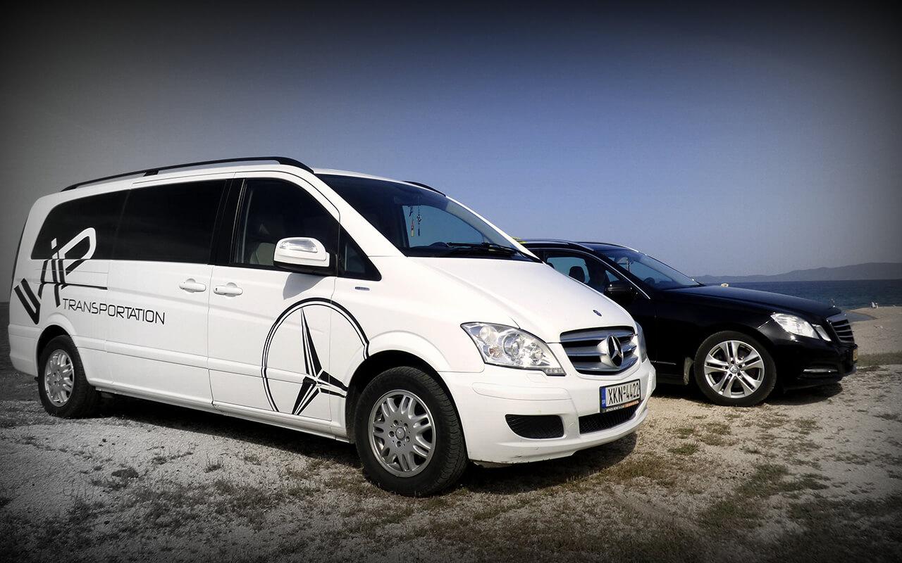 Taxi Halkidiki | Athos Transfer & Taxi Services