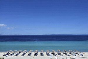 Antigoni Beach Resort - Ormos Panagias