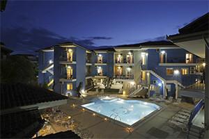 Hotel Stratos - Pefkohori