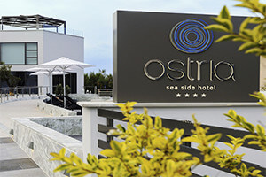 Ostria Seaside Hotel - Chanioti