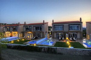 Sanny Villas Resort and Spa Hanioti - Chanioti