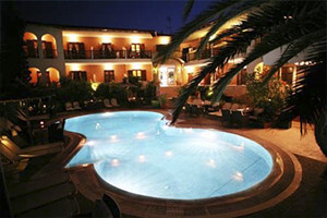 Stamos Hotel - Afytos